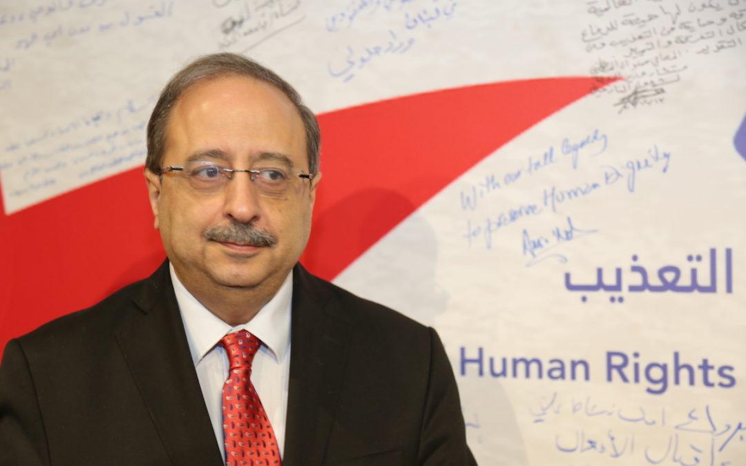 غسان مخيبر: اقترح تعديل القانون 220 بالاستناد الى الاتفاقية الدولية بدل إنتظار تصديقها