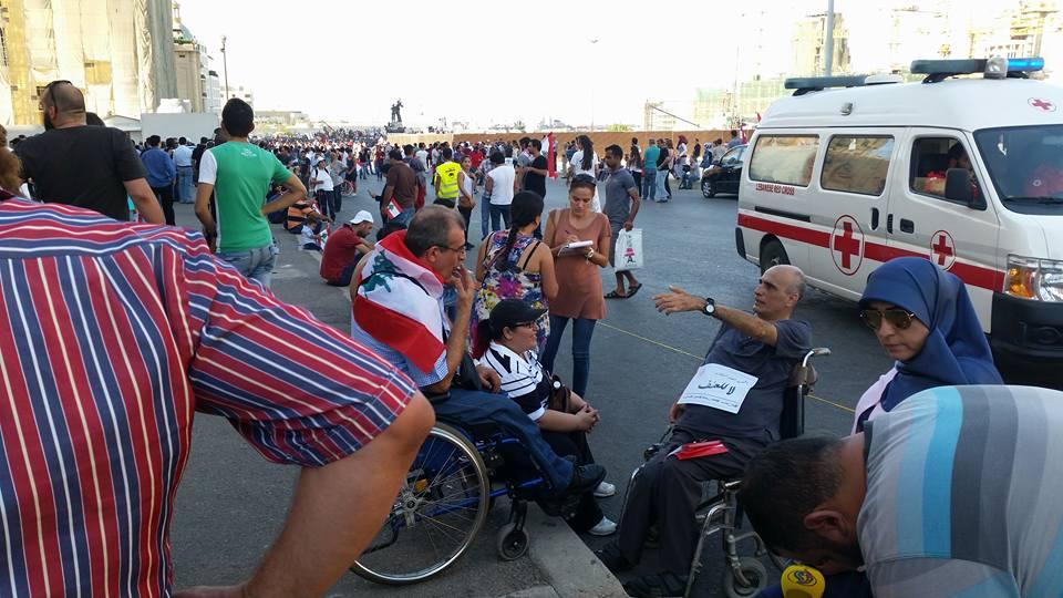 البيئة المؤهّلة للأشخاص ذوي الإعاقة في لبنان.. مجّرد حبرٍ على ورق؟!