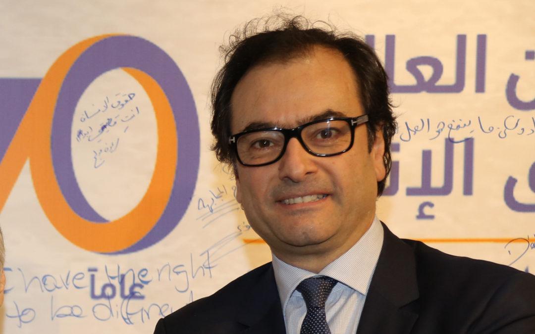 ربيع الشاعر: الدولة اللبنانية لا تريد للمجتمع الدولي أن يكتشف ثغراتها في انتهاك حقوق الأشخاص ذوي الإعاقة
