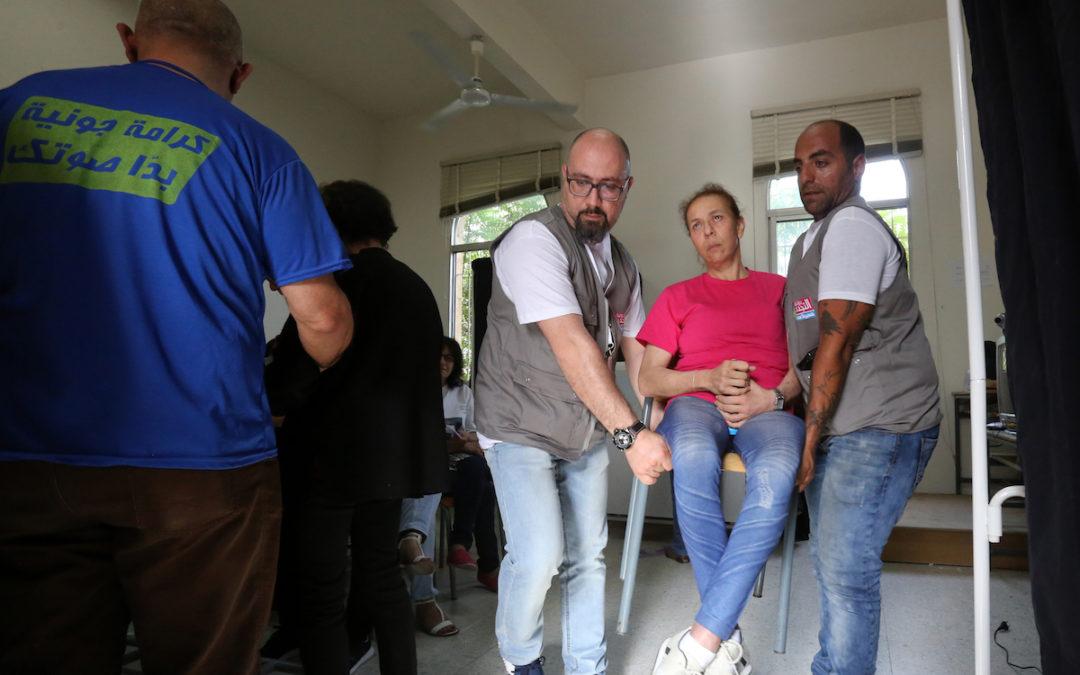 معاناة النساء والفتيات من ذوات الإعاقة في المجتمع اللبناني